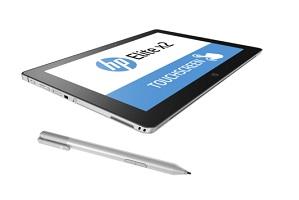 HP Elite Tablet