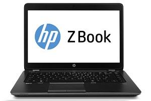 HP ZBook Mobile 14 Workstation, Center Facing